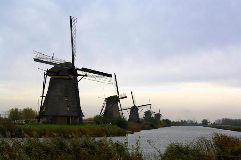 Holandia, Kinderdajk