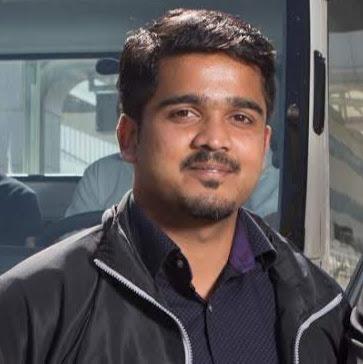 Vineeth Raj T V's profile