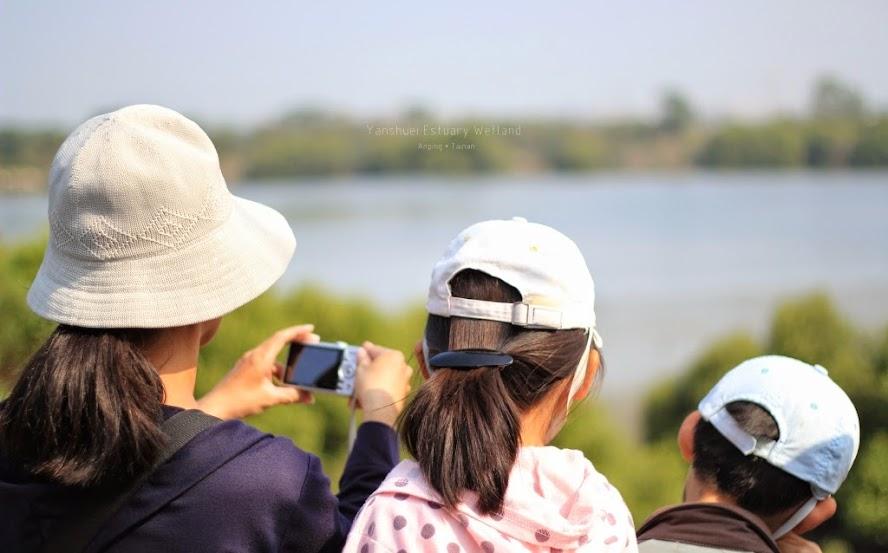 台南安平景點,鹽水溪河口溼地-7
