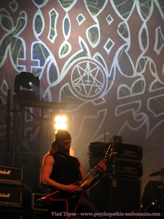 Morbid Angel @ Hellfest 2011 - Vendredi 17/06/2011