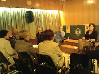 Cicle de debats sobre el procés sobiranista (7-4-2014)