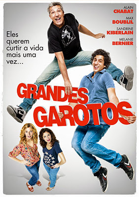 Grandes Garotos Dublado Torrent - BDRip DVDRip Bluray DualAudio (2014) Legendado