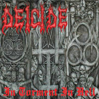 Deicide - In Torment In Hell recenzja okładka review cover