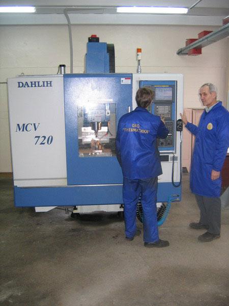 На нашем производстве действует инструментальный цех который специализируется на выпуске технологической оснастки, литейных форм
