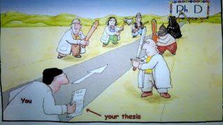 cabaran nak dapatkan PhD (doktor falsafah)