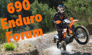 690 Enduro Forum
