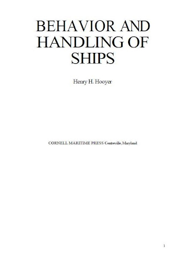 Behavior and Handling of Ships Untitled
