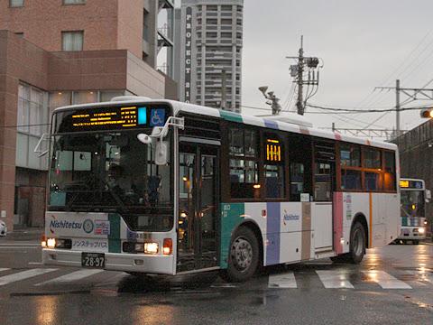 西日本鉄道 金武 4831