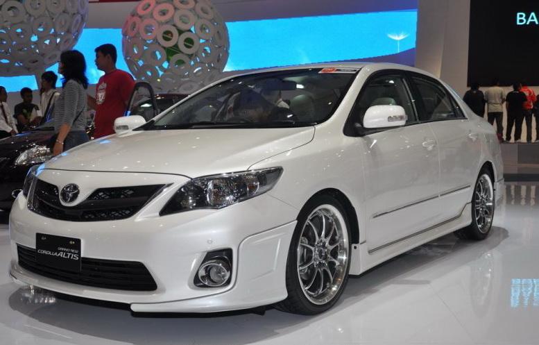 Harga Toyota New Corolla Altis Baru