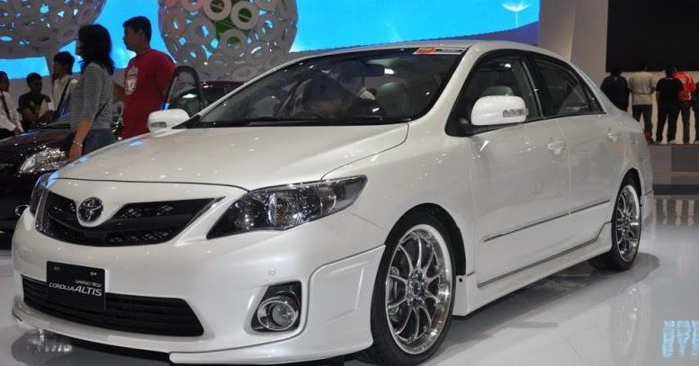 Harga Toyota New Corolla Altis Baru - ASTRA TOYOTA INDONESIA
