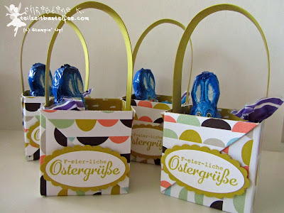 stampin up, easter basket, osterkörbchen, everybunny, hasenparade, süße sorbets, sale-a-bration