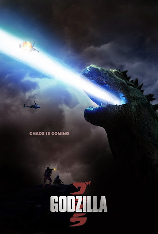 Godzilla Torrent - 720p R6 Screener (2014) Legendado