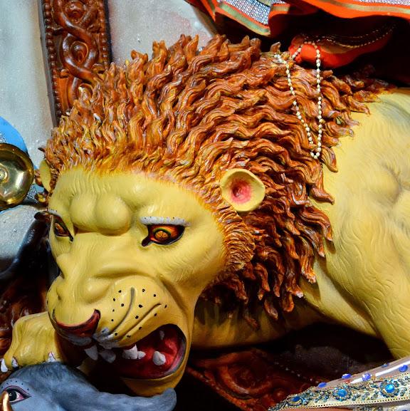 Durga Puja, Kolkata