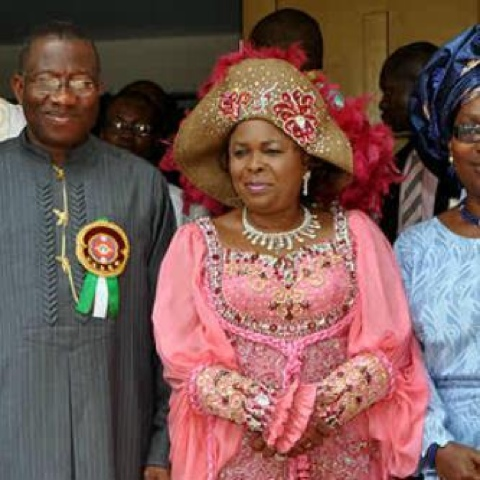 patience jonathan packed  out