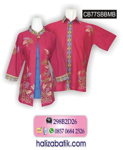 Seragam Batik, Baju Couple Batik, Baju Batik Modern