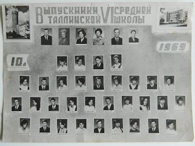 Выпуск 1969 г.