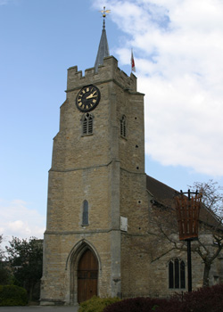 Chatteris Parish Church