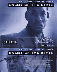 Best secret service movies: Enemy of the State