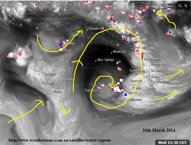 sat pic upperand mid low 26thy march 2014 australia