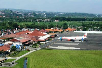 Bandara Ahmad Yani, Semarang, Jawa Tengah. ZonaAero