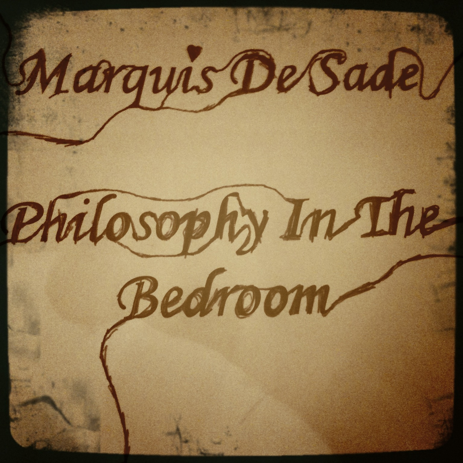 We will be taking Philosophy In The Bedroom to the Edinburgh Fringe  Festival this year and are very excited by the response we have already  received with. MoshPit Theatre