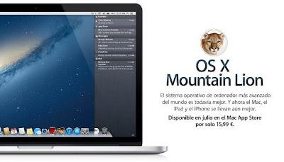 Apple empieza a preparar a todo su personal para la llegada de Mountain Lion