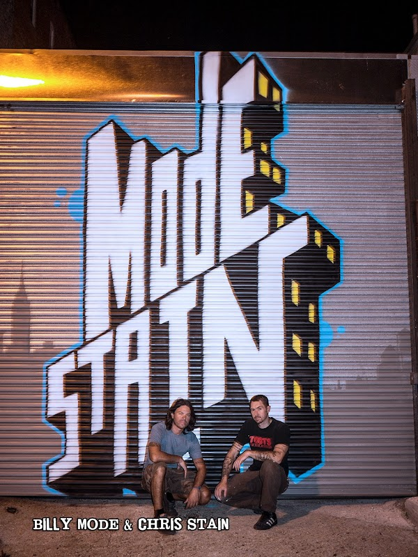 Billy Mode and Chris Stain