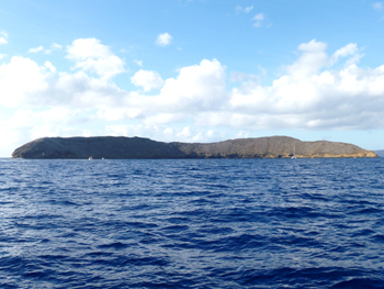 Island of Molokini