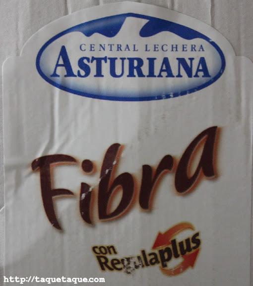 Bloguzz y la Central Lechera Asturiana nos presentan la Leche con Fibra y Naturcol