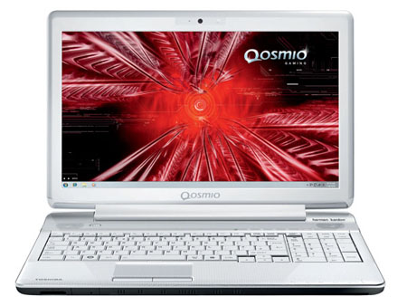 laptop Qosmio F750 3D 2 Toshiba Qosmio F750, A Glasses Free 3D laptop Review and Specs