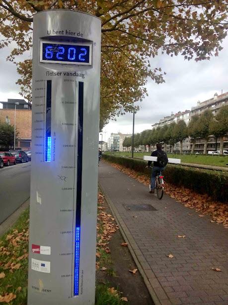 contador de bicis