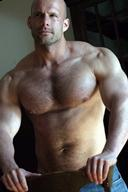 Lovely Hot Hairy Daddy Bear Hunks