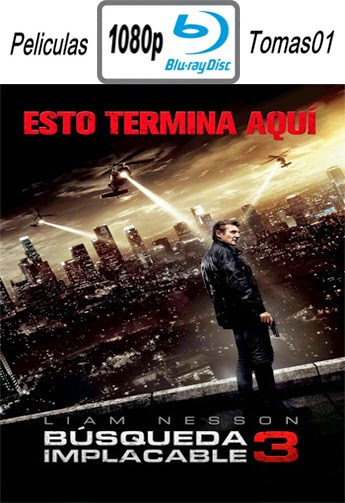 Taken 3 (Búsqueda implacable 3) (2015) BRRip 1080p