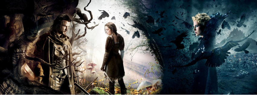 Snow white and the huntsman movie covers
