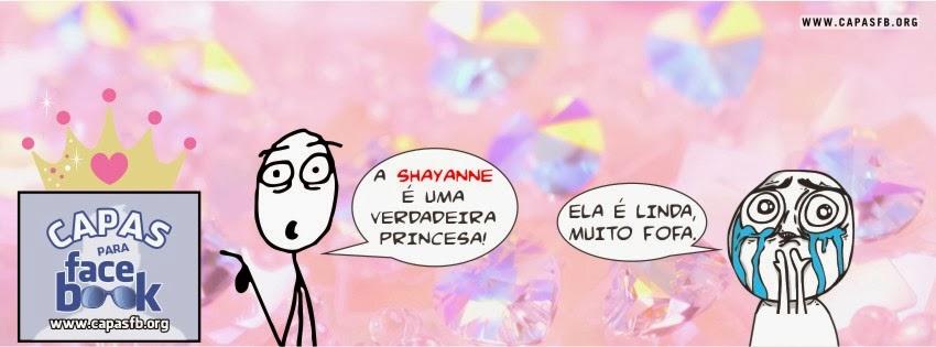 Capas para Facebook Shayanne