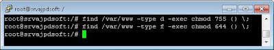 Seguridad de ficheros y carpetas en Linux para Joomla!