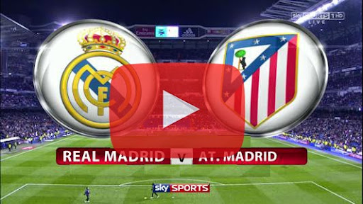 Real Madrid vs Atlético Madrid En Vivo