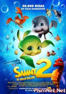 Phim Cuộc Phiêu Lưu Của Rùa Sammy 2 - Sammy's Adventures 2