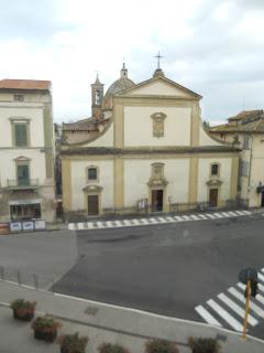 Parrocchia S. Maria Delle Vedute, Via Dante, 1, Fucecchio FI, Italy
