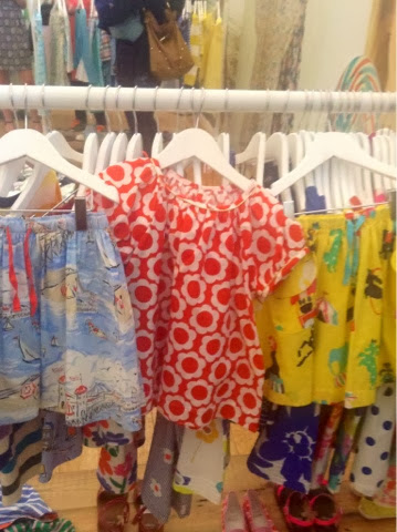 Mini Boden spring summer 14 press day