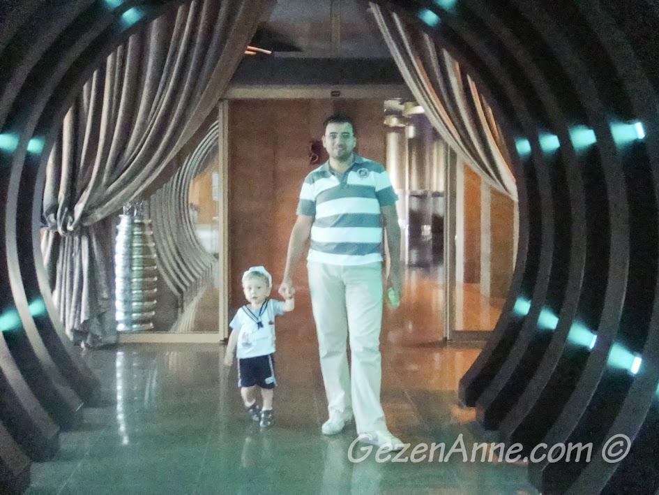 Hilton Dalaman Sarıgerme otelden