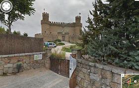 Foto de grupo #RedMTB2014 en el Castillo de Manzanares el Real