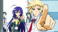 Medaka Box First Impressions Screenshot 3