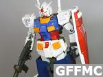Earth Federation Forces (EFF) RX-78-2 + B-Parts Gundam Sky
