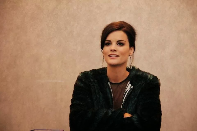 Jaimie Alexander Talks with Us About Her Role In Thor: The Dark World #ThorDarkWorldEvent
