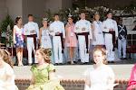 Hillary Laster Miss Wilmington, Megan Cox Miss Lake Norman, Grace Ann Carroll Miss Benson, Beth Stovall Miss Greater Sampson County,