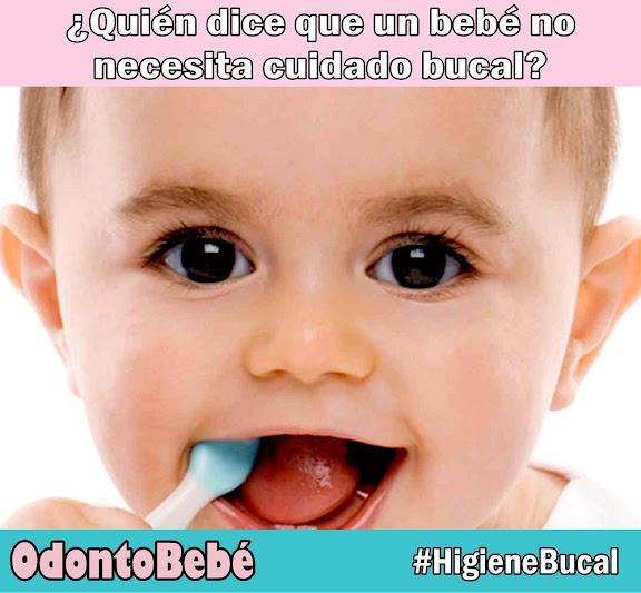 higiene-bucal-bebé