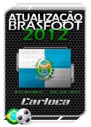 Patch Carioca Brasfoot 2012  Atualizado 2013