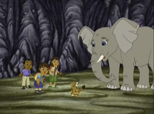 SAFA2 Go Diego Go Rescate en el safari (2007) DVDRip Audio Latino