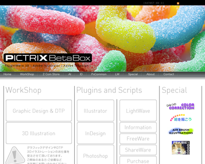 PICTRIX BetaBox